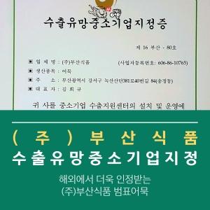 수출유망중소기업지정 메인